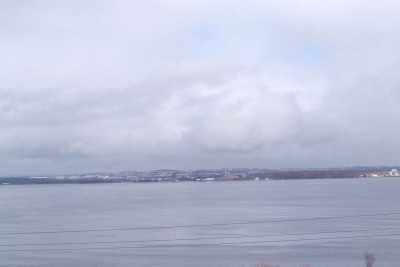Halifax Harbour view